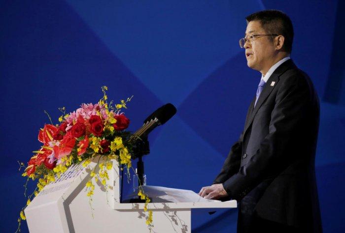 Le Yucheng. Reuters file photo