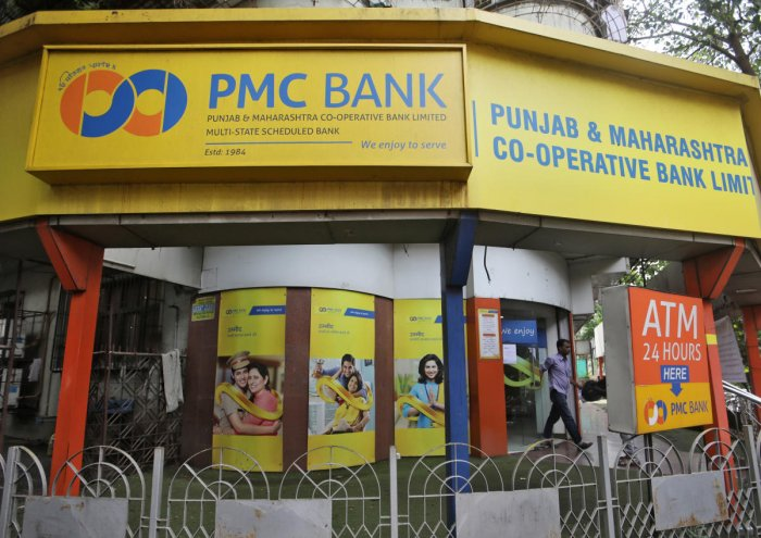 On September 23, the RBI imposed regulatory restrictions on the PMC Bank for six months over alleged financial irregularities. PTI File photo