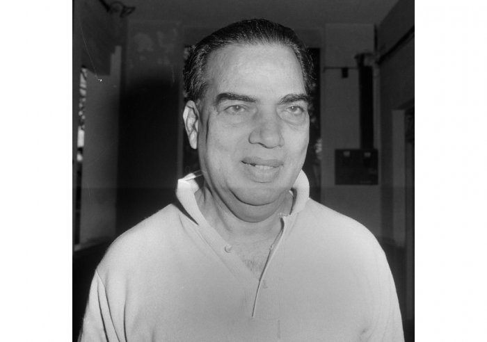 A K Goplana was a prominent CPM leader of Kerala. (DH Image)