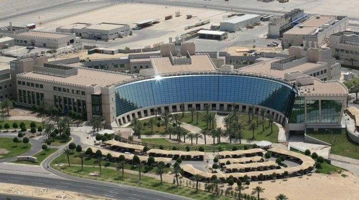 Fund managers are poring over bank research after Aramco on Sunday announced its intention to float on the Riyadh stock market. AFP/Aramco/HO