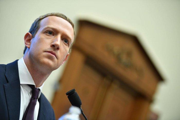 Facebook Chairman and CEO Mark Zuckerberg. AFP Photo