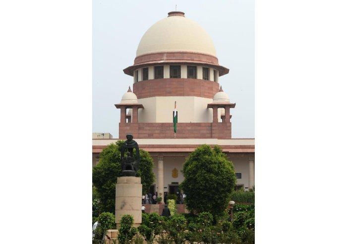 Supreme Court in New Delhi