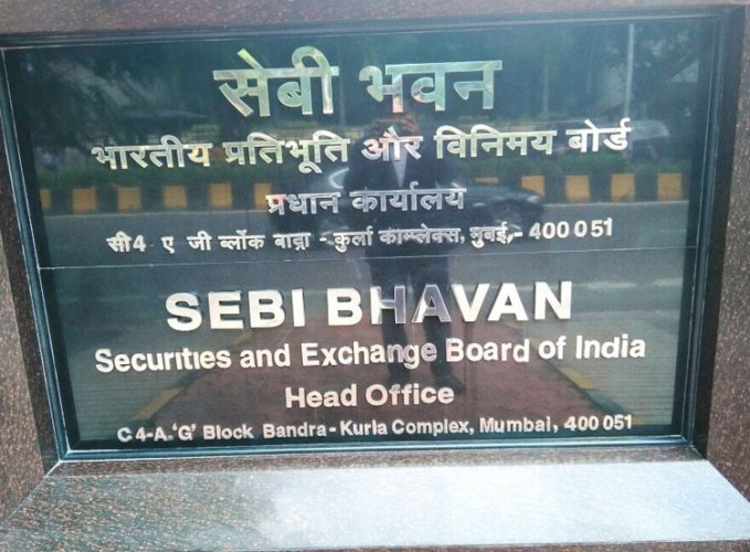 SEBI HQ in Mumbai (Wikimedia commons photo)