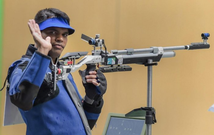 Deepak Kumar shot 145 in the final of the event on the tournament's opening day. (PTI File Photo)