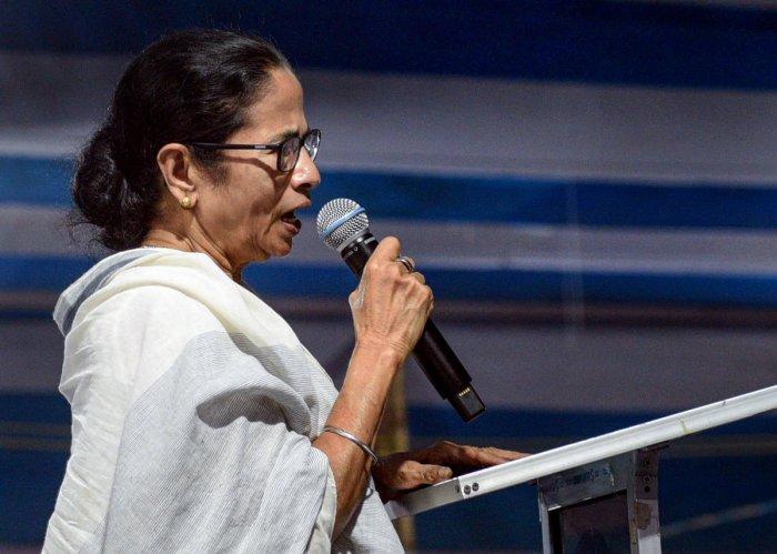 Mamata Banerjee. (PTI File Photo)