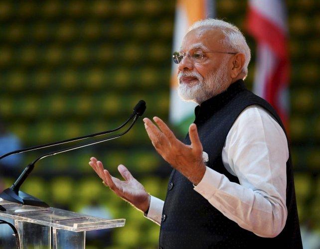 Prime Minister Narendra Modi. (PTI File Photo)