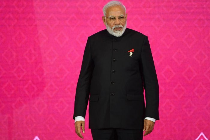 Prime Minister Narendra Modi. AFP Photo