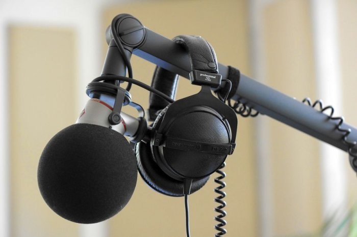 The Beyerdynamic DT 77 Pro studio headphones. Picture credit: www.pixabay.com/ rsunshine