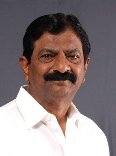 Chikkaballapur MP B N Bachegowda