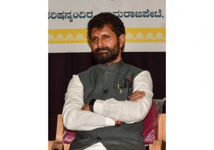 Kannada and Culture Minister C T Ravi