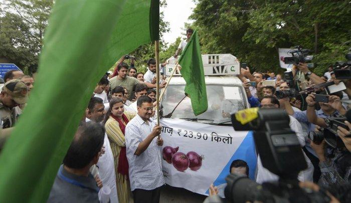 Delhi Chief Minister Arvind Kejriwal (PTI Photo)