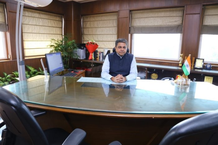 Prior to this appointment, Singh was the additional chief secretary (Energy) of Maharashtra government. Photo/(@PBNS_India)