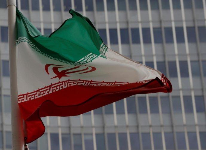 Iran flag (Reuters Photo)