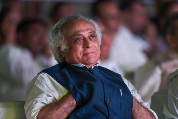 Senior Congress leader and former union ministerJairam Ramesh. (PTI photo)