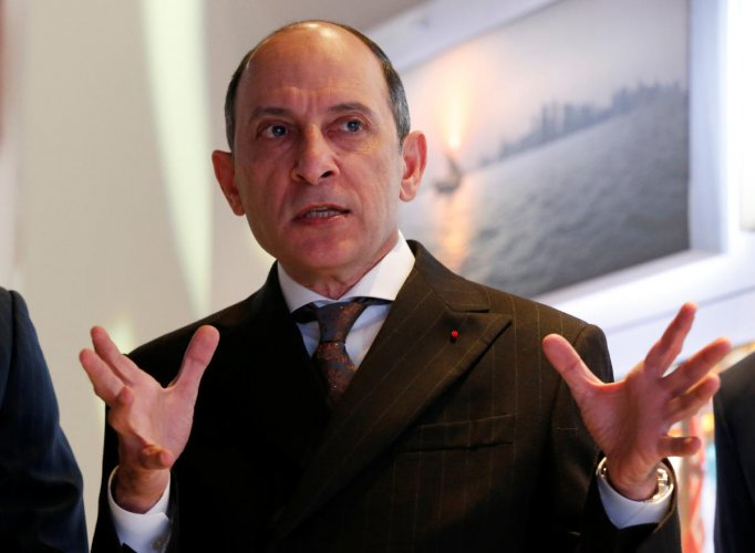 Qatar Airways Chief Executive Akbar Al Baker. (Reuters File Photo)