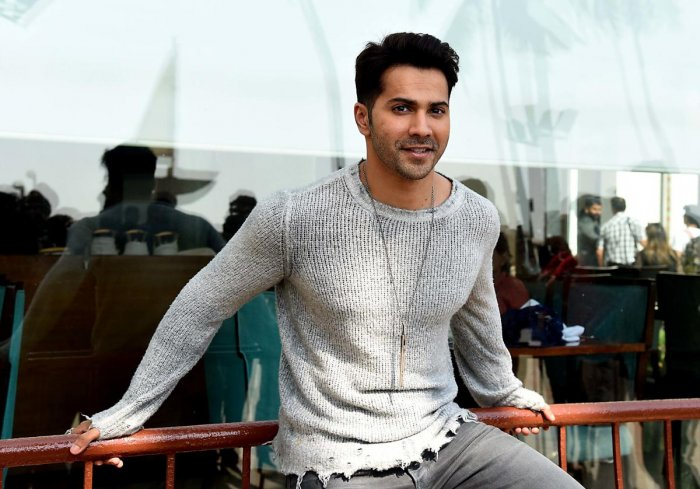 Varun Dhawan (AFP File Photo)