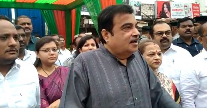 Gadkari also said that it was not proper to link the visits to RSS chief with the government formation process in Maharashtra