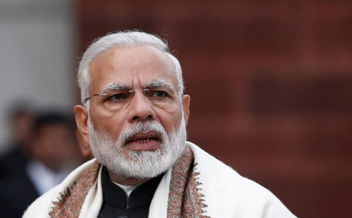 It was the responsibility of everyone to maintain harmony in the country and avoid making unnecessary statements on the issue, said PM Modi. Photo/Reuters