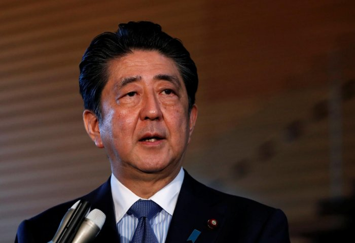 Abe has vowed to pursue North Korea's abduction of Japanese in 1993 until all of the abductees come home.