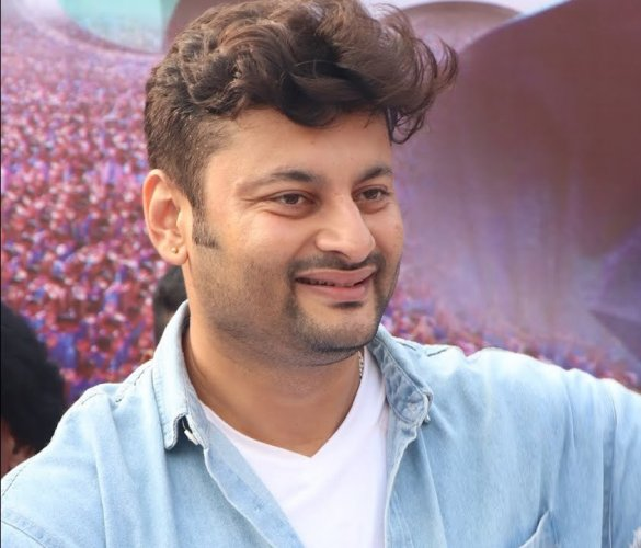 BJD MP Anubhav Mohanty. (File Photo)