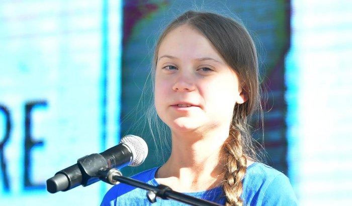 Teenage Swedish activist Greta Thunberg. (AFP Photo)