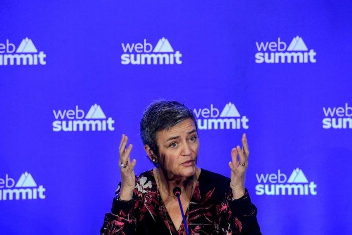 European Commissioner for Competition Margrethe Vestager (AFP Photo)