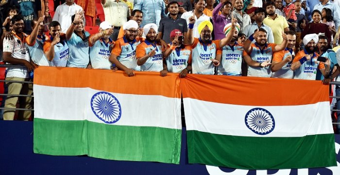 India will host the Men's Hockey World Cup for the second consecutive time after the country was picked to host the game's showpiece event in 2023 by the International Hockey Federation (FIH). (PTI Photo)