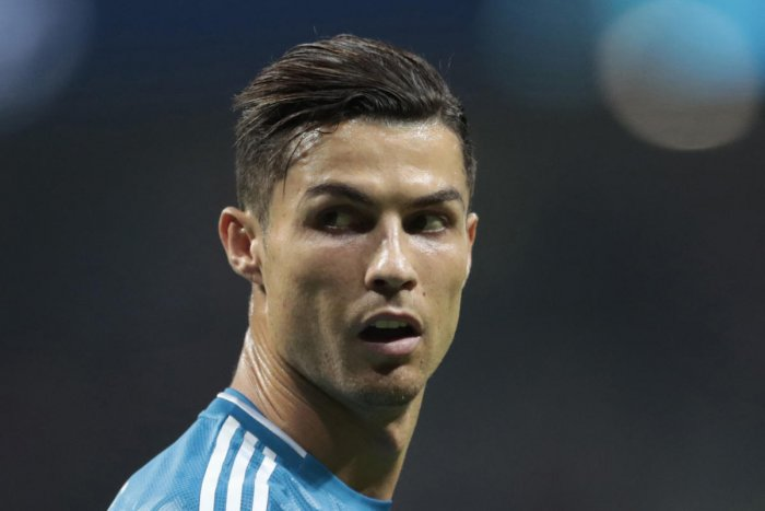 Cristiano Ronaldo. (AP/PTI Photo)