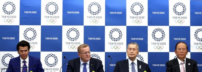 OLY-2020-TOKYO.(Photo by Behrouz MEHRI / AFP)