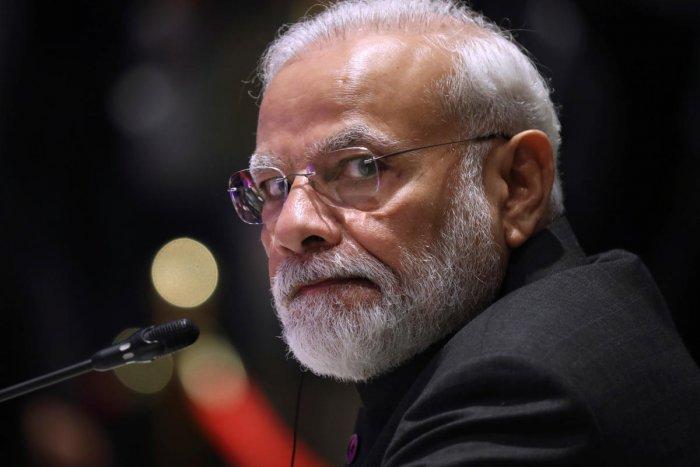 Prime Minister Narendra Modi (Photo by Reuters)
