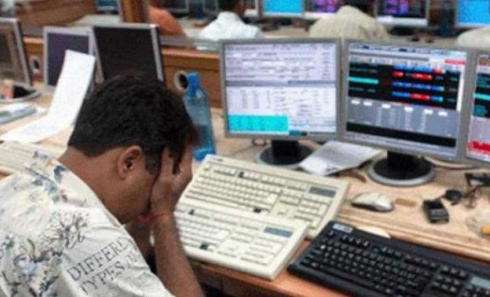 Top losers in the Sensex pack included Sun Pharma, Vedanta, ONGC, TCS, HUL, ITC, NTPC, Asian Paints and Infosys, shedding up to 4.23 per cent.