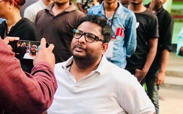 Arman Ali, the disability rights activist. (DH photo)