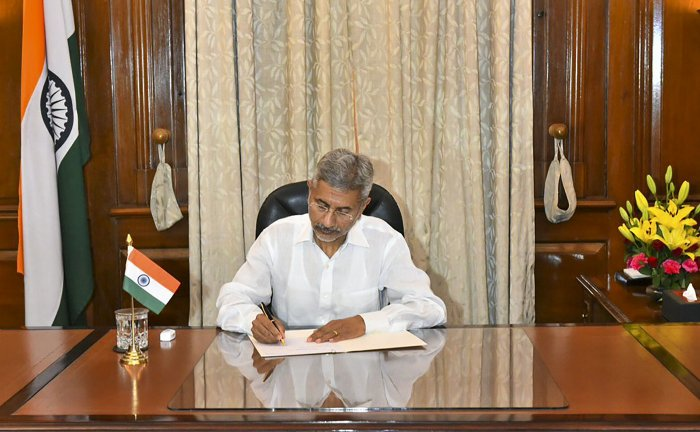 MEA Subrahmanyam Jaishankar. (PTI Photo)