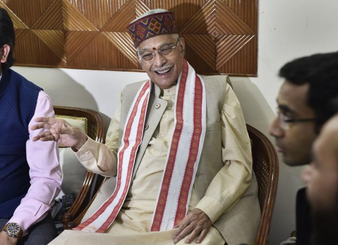 Senior BJP leader Murli Manohar Joshi (PTI Photo)