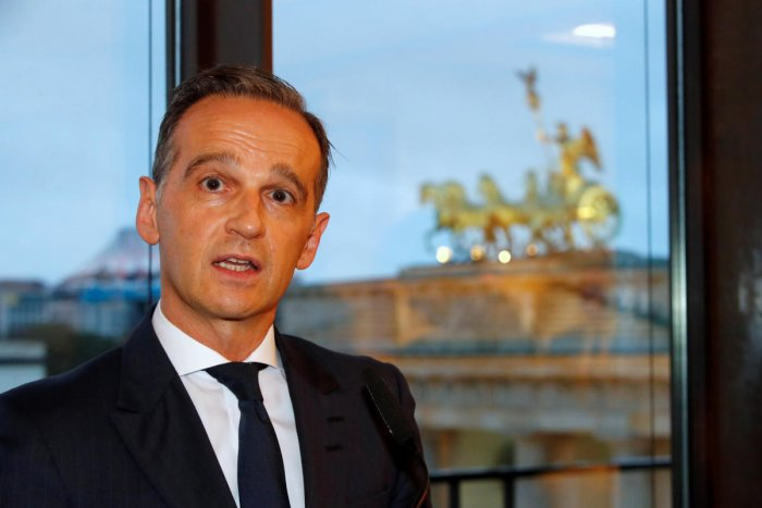 German Foreign Minister Heiko Maas. (Reuters photo)