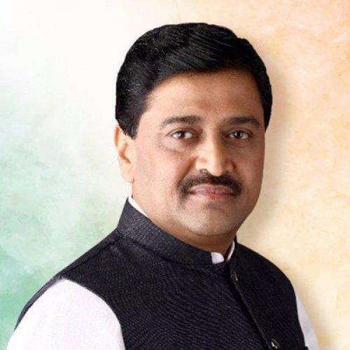President of Maharashtra Pradesh Congress Committee Ashok Chavan.