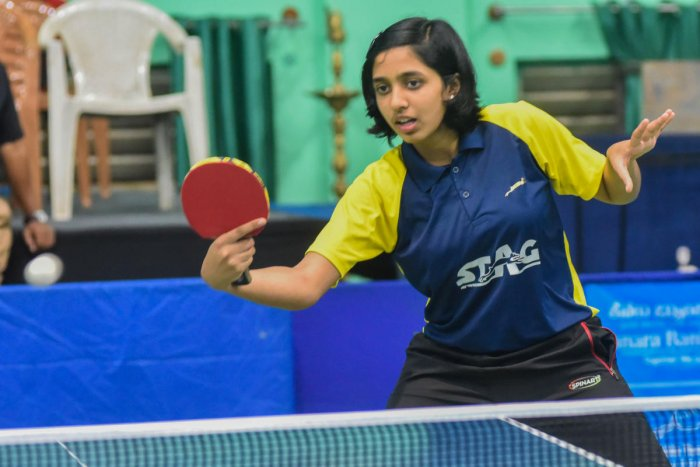 PV Sindhu's inspirational rise transcends sporting disciplines. The ambitious dreams of many upcoming sportspersons of the country are fuelled by the shuttler's impeccable journey to the top. (DH Photo)