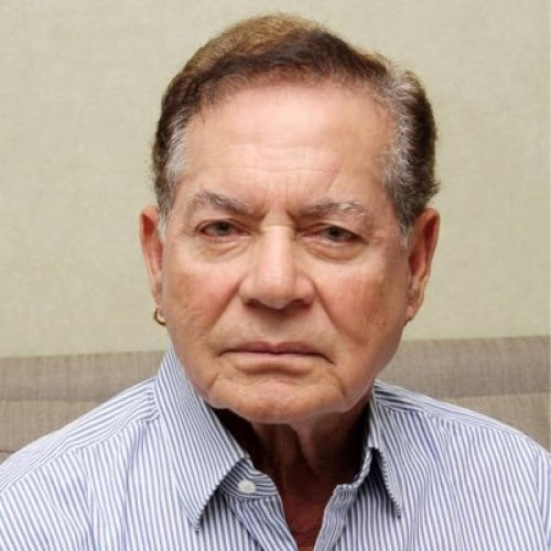 Veteran screenwriter Salim Khan.