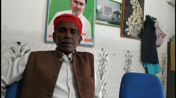 IqbalAnsari, one of the petitioners in the Ram Janmabhoomi-Babri Masjid land dispute