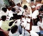 Banks drive self-help groups into microfinance debt trap
