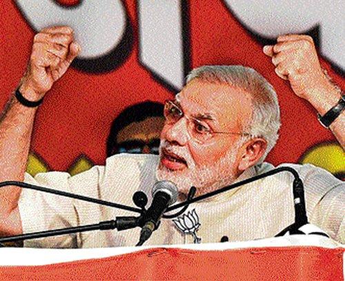 Cong, INLD devise strategies, BJP banks on Modi
