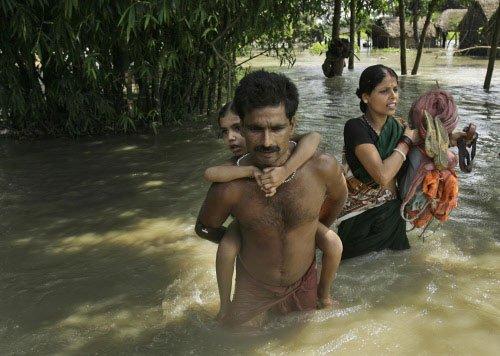 Bihar prepares to meet Kosi flood threat