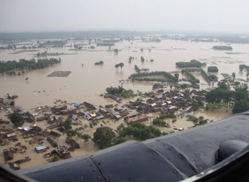 19 more die in flood-hit parts of UP, death toll crosses 80