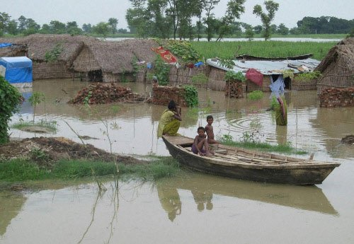 Uttar Pradesh flood toll nears 100; Centre assures help