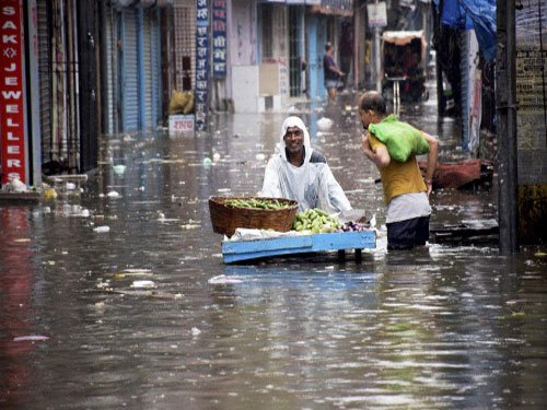 Flood worsens in Bihar, toll rises to 36; more districts affected