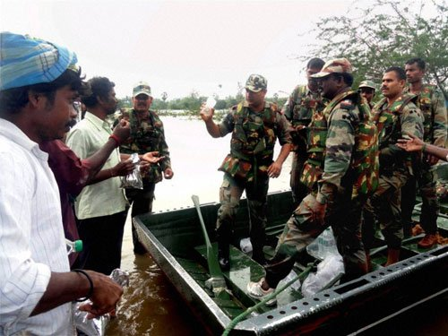 Chennai grapples with flood aftermath