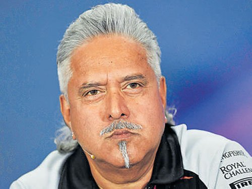 Apex court notice to Mallya  on contempt plea by banks