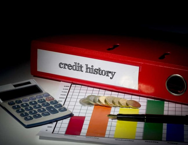A good credit history: Banks will come calling