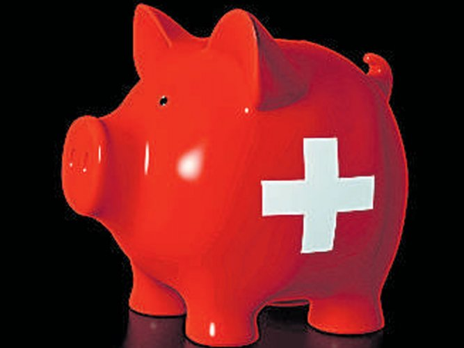 Money in Swiss banks: India slips to 88th place