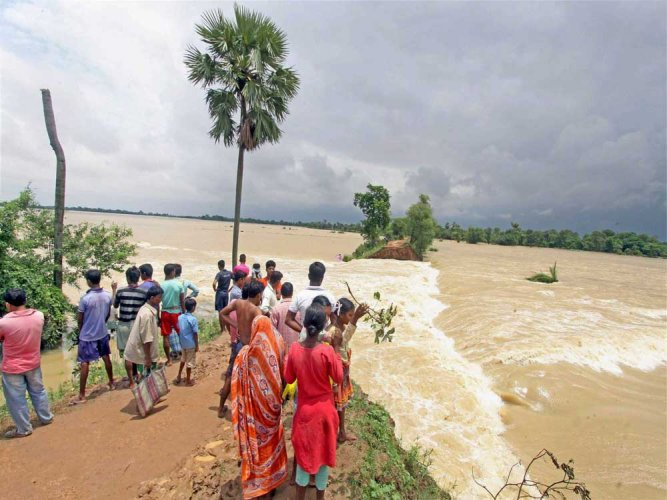 27 rescued from flood-hit areas in Raj, situation improving